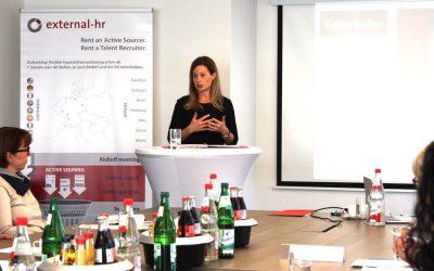 AB SOFORT verfügbar HR- Interim- Recruiter