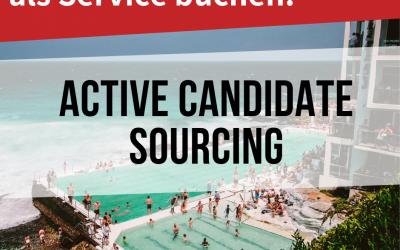 Active Candidate Sourcing – was ist das?